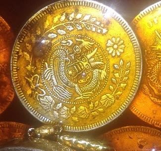 世界最美钱币之一